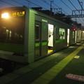 京王線代田橋駅2番線 都営10-330F各停本八幡行き
