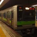 Photos: 都営新宿線岩本町駅3番線 都営10-470F各停本八幡行き