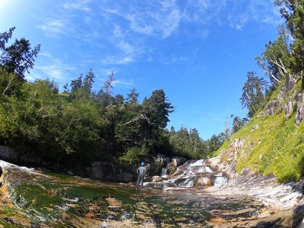 滝の楽園 8.12 6:41