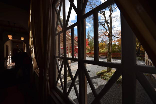旧三笠ホテル (5)