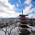 写真: 富士浅間神社 (2)