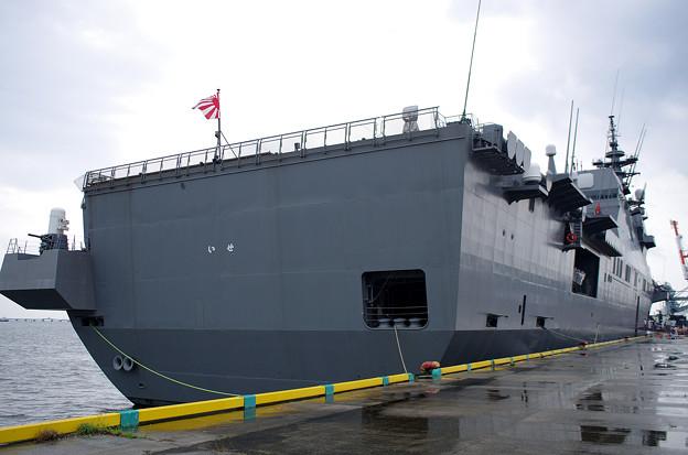 護衛艦いせ・一般公開(13)
