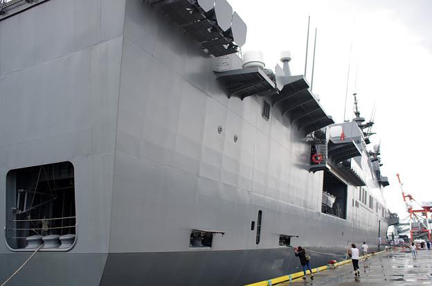 護衛艦いせ・一般公開(14)