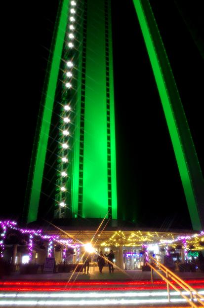 138タワーパーク・イルミネーション(1)