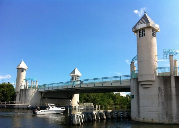 The Draw Bridge in Boyton 9-23-16
