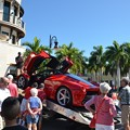 Flying Ferrari with Butterfly Doors 2-11-17