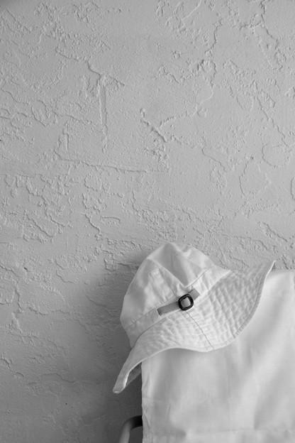 (モノコンスピンオフ)A White Hat