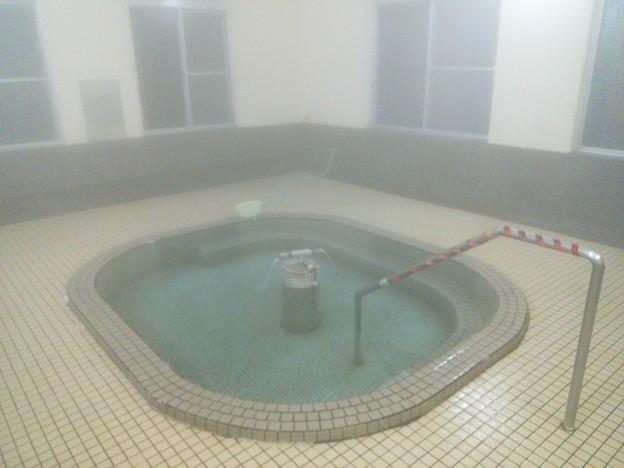 写真: これまで未入浴だった八幡の...