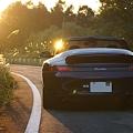 Porscheのある風景