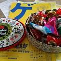 Photos: ゲ!うちのチョコレート缶の蓋が閉まらない~うれしや、かなしや(T_T)