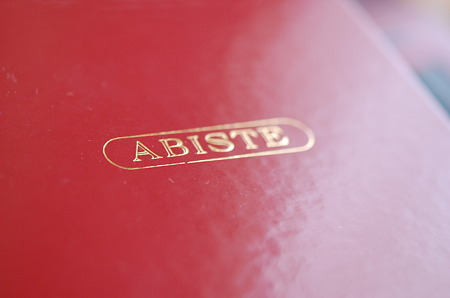 ABISTEロゴ