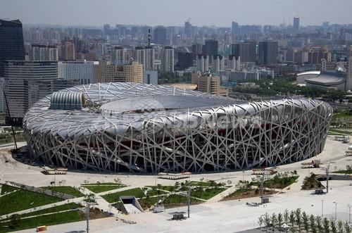 エアロスカイアゴラ(鳥の巣)2008年北京オリンピック競技場