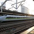 写真: 山陽新幹線 100系P編成