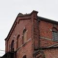 赤レンガの建物2