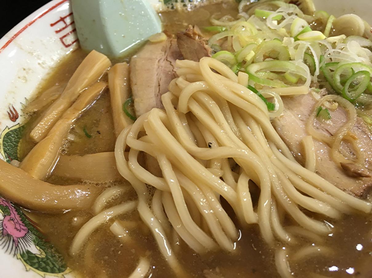 こく煮干し麺