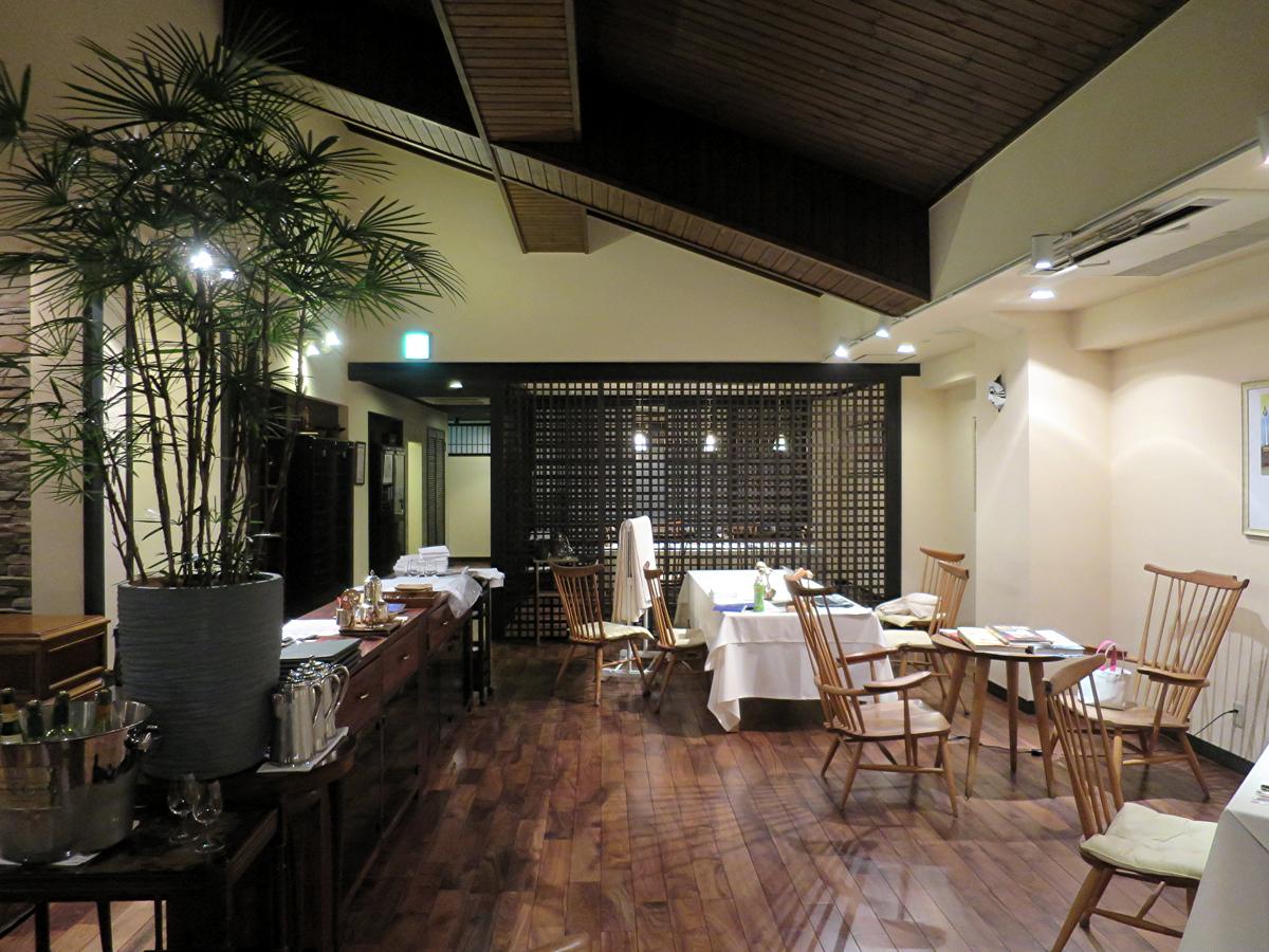 レストラン内4