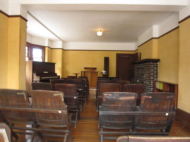 シアトル日系福音教会(旧シアトル住宅)