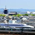 Photos: 2016_0430_133039_新幹線と新快速