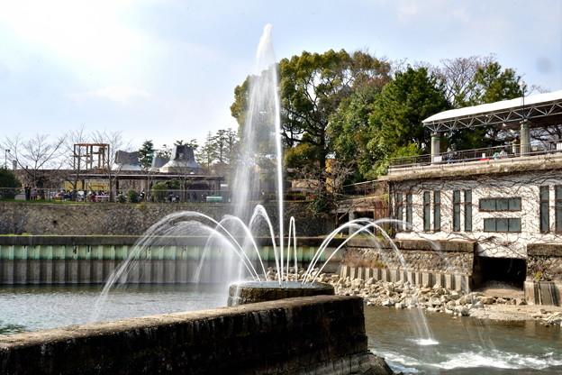 2017_0319_141857 南禅寺船溜まりの噴水