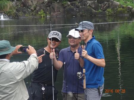 "GFC中ノ沢 ""上州最強?最弱?w チーム"" 決定戦"