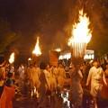 Photos: 火祭り