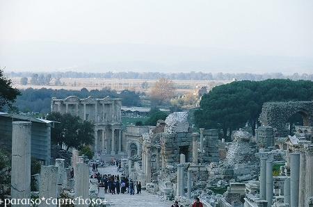 エフェスの古代都市