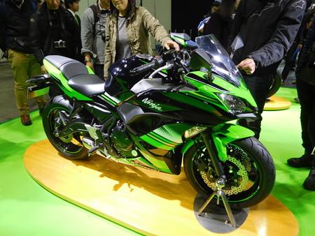 大阪モーターサイクルショー2017 077