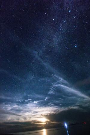 沖縄の星空(改)
