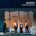 モーツァルト:弦楽四重奏曲 第16・19番、ディヴェルティメントKV136