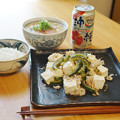 写真: 沖縄料理
