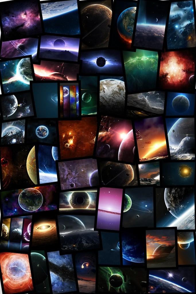 宇宙特辑图片素材