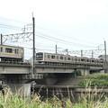 Photos: 209系 花見川橋梁
