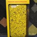 ポケモンセンターオリジナル ラウンドソフトジャケット for iPhone 6/6s ピカチュウがいっぱい