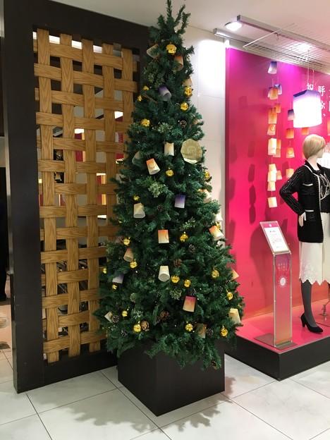 クリスマスツリー 千葉三越