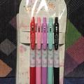 Photos: シナモロール サラサクリップ 5色ボールペン
