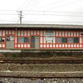 Photos: s1697_下之郷駅_長野県上田市_上田電鉄