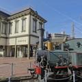 Photos: 道後温泉駅と坊ちゃん列車