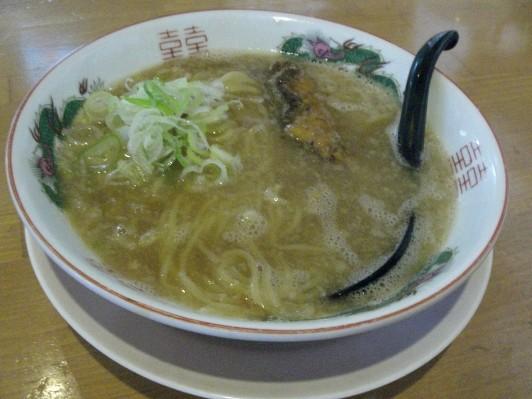 019-3「らーめん七福」金太郎ラーメンR