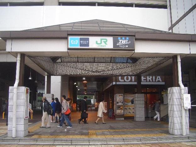 新木場駅 CIMG9688