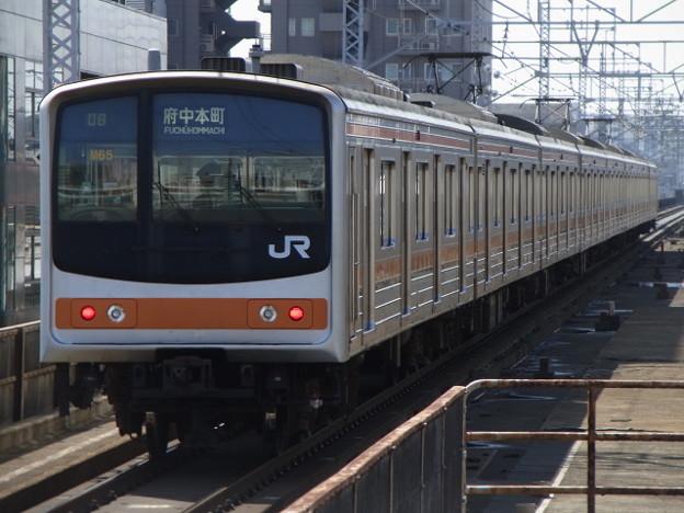武蔵野線 普通府中本町行 RIMG3233