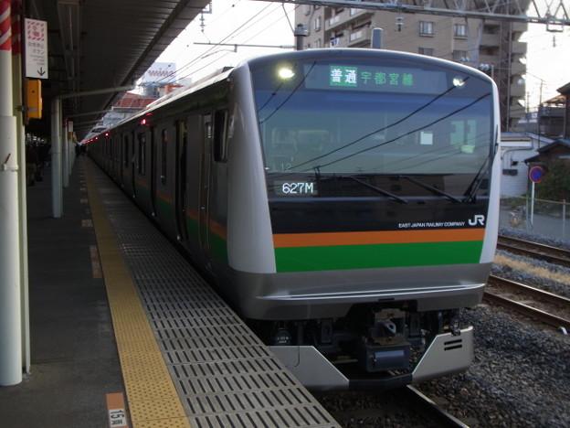 東北本線 普通小金井行 RIMG3313
