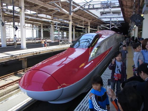 東北・秋田新幹線 はやぶさ・こまち 新青森・秋田行 RIMG3371