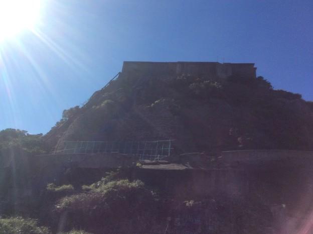 Photos: 軍艦島の建造物3