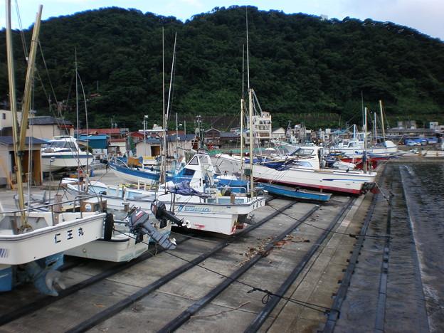 網代漁港2