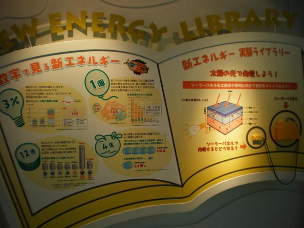 新エネルギーホール内部