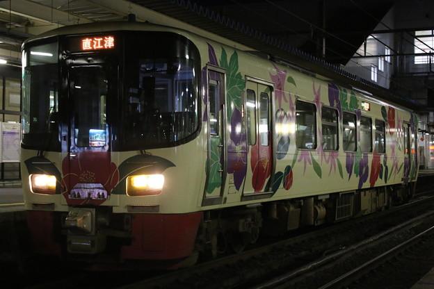 えちごトキめき鉄道ET122形 K8編成(イベント対応車)