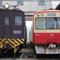 Photos: 長電ED5001・10系 新OSカー