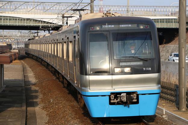 北総(千葉NT鉄道)9100形 9108F C-Flyer