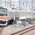 Photos: 武蔵野線205系5000番台 M20編成 しもうさ号