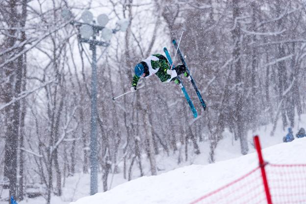 冬季アジア大会/女子モーグル